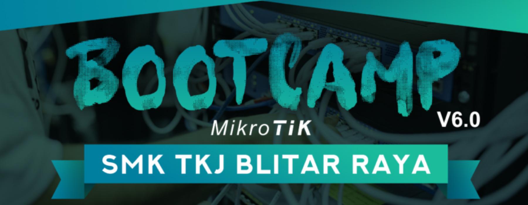 Bootcamp TKJ Se-Blitar Raya