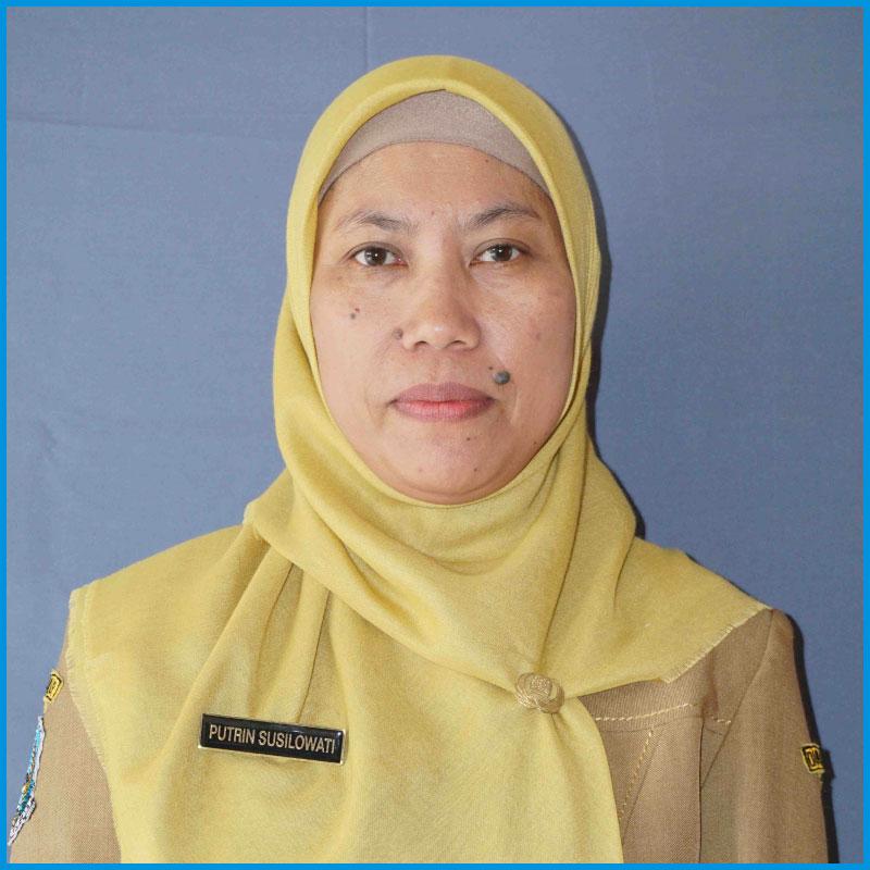 Putrin Susilowati, S.Pd