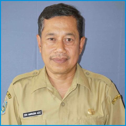 Drs. Zen Amirudin Aziz
