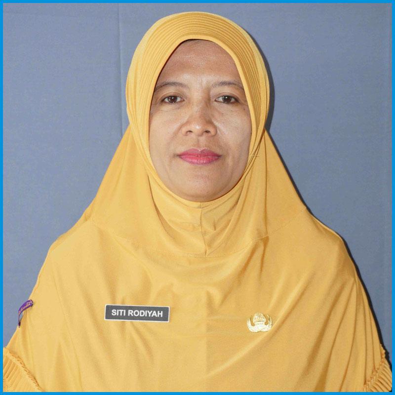 Dra. Siti Rodiyah, S.Pd